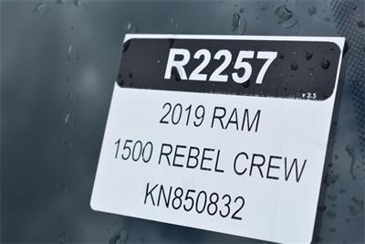 2019 Ram 1500 Crew Cab 4x4,  Pickup #R2257 - photo 34