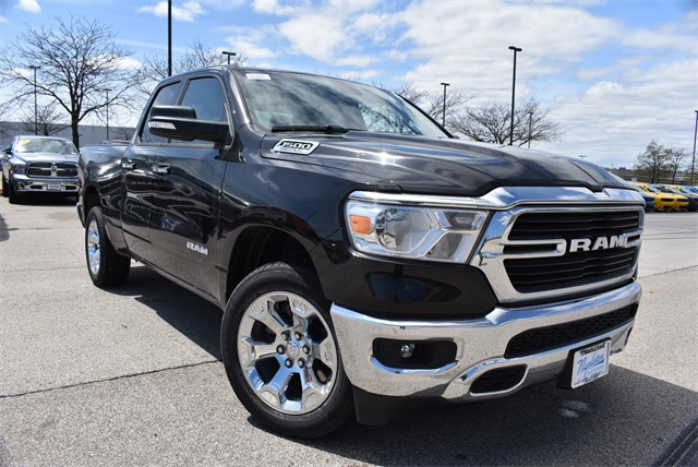 2019 Ram 1500 Quad Cab 4x4,  Pickup #R2263 - photo 1