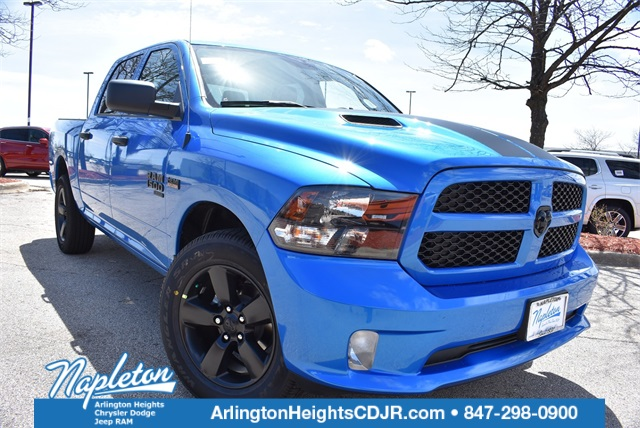 2019 Ram 1500 Crew Cab 4x4, Pickup #R2265 - photo 1