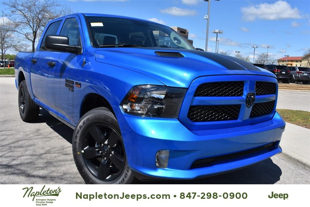 2019 Ram 1500 Crew Cab 4x4,  Pickup #R2272 - photo 1