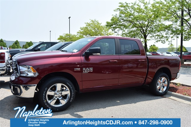 2019 Ram 1500 Crew Cab 4x4,  Pickup #R2275 - photo 1