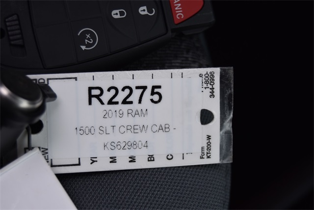 2019 Ram 1500 Crew Cab 4x4,  Pickup #R2275 - photo 30