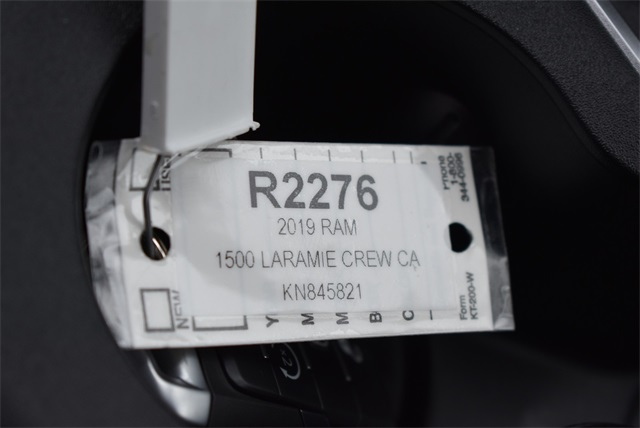 2019 Ram 1500 Crew Cab 4x4,  Pickup #R2276 - photo 34