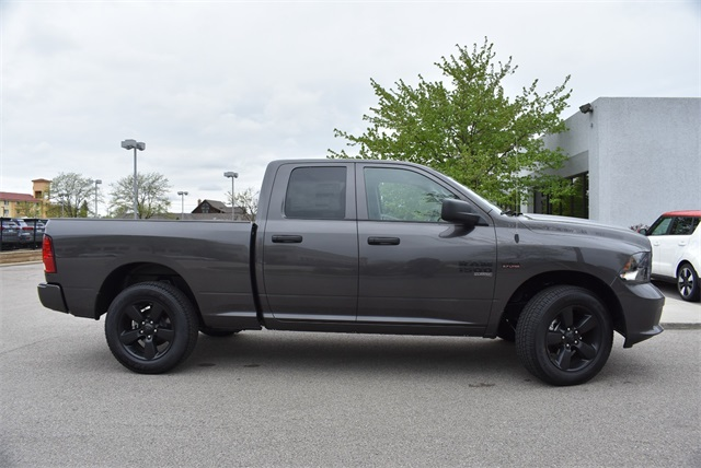 2019 Ram 1500 Quad Cab 4x4,  Pickup #R2280 - photo 5