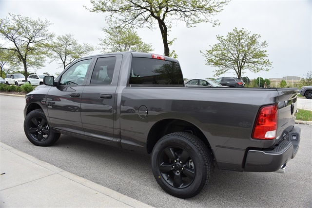 2019 Ram 1500 Quad Cab 4x4,  Pickup #R2280 - photo 6