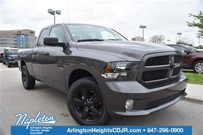 2019 Ram 1500 Quad Cab 4x4,  Pickup #R2280 - photo 1