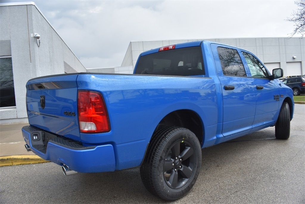 2019 Ram 1500 Crew Cab 4x4,  Pickup #R2287 - photo 1