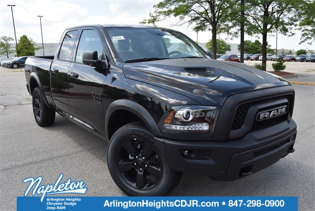 2019 Ram 1500 Quad Cab 4x4, Pickup #R2292 - photo 1
