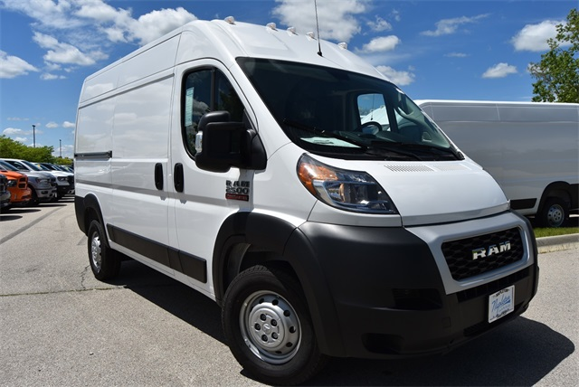 2019 ProMaster 2500 High Roof FWD,  Empty Cargo Van #R2303 - photo 1
