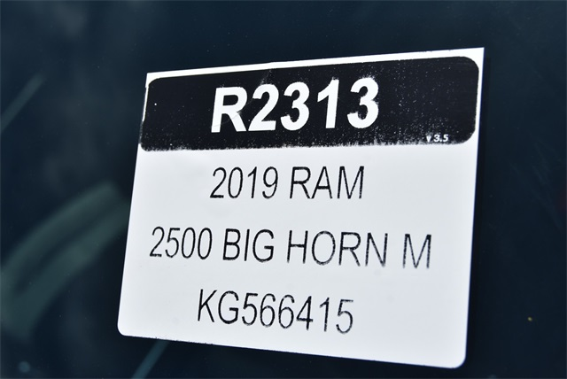 2019 Ram 2500 Mega Cab 4x4, Pickup #R2313 - photo 32