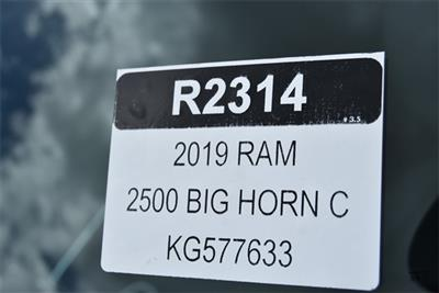2019 Ram 2500 Crew Cab 4x4,  Pickup #R2314 - photo 30