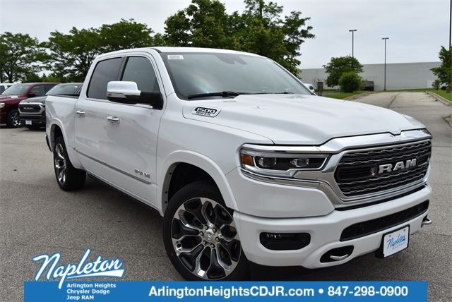 2019 Ram 1500 Crew Cab 4x4,  Pickup #R2318 - photo 1