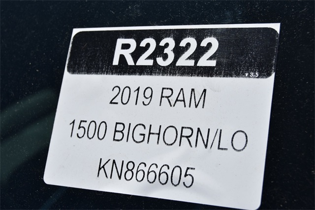2019 Ram 1500 Crew Cab 4x4,  Pickup #R2322 - photo 31