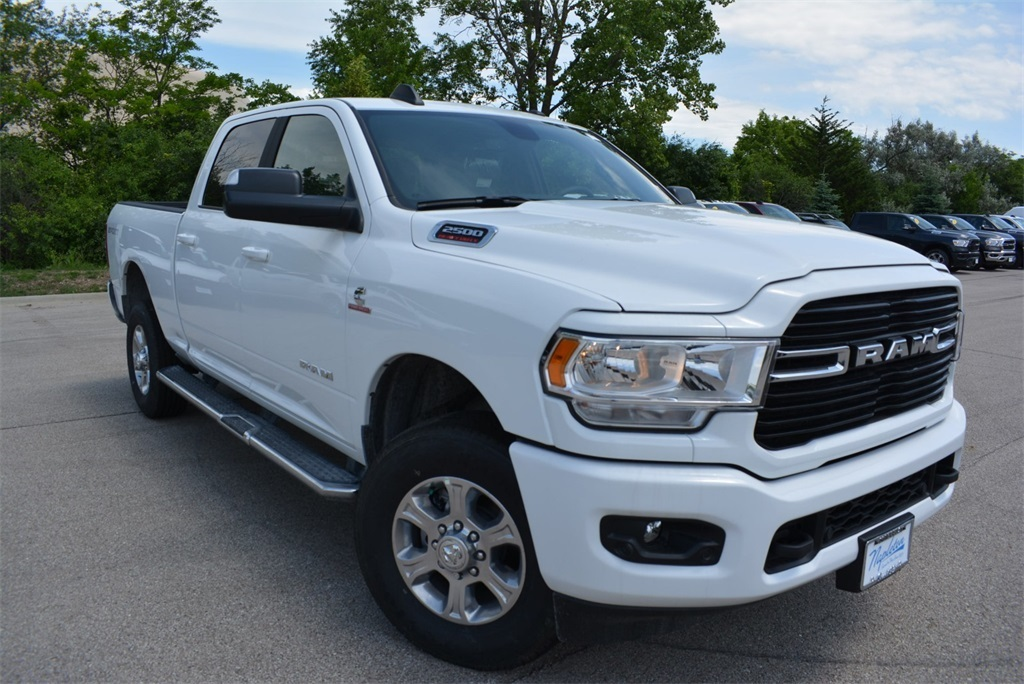 2019 Ram 2500 Crew Cab 4x4, Pickup #KG579397 - photo 11