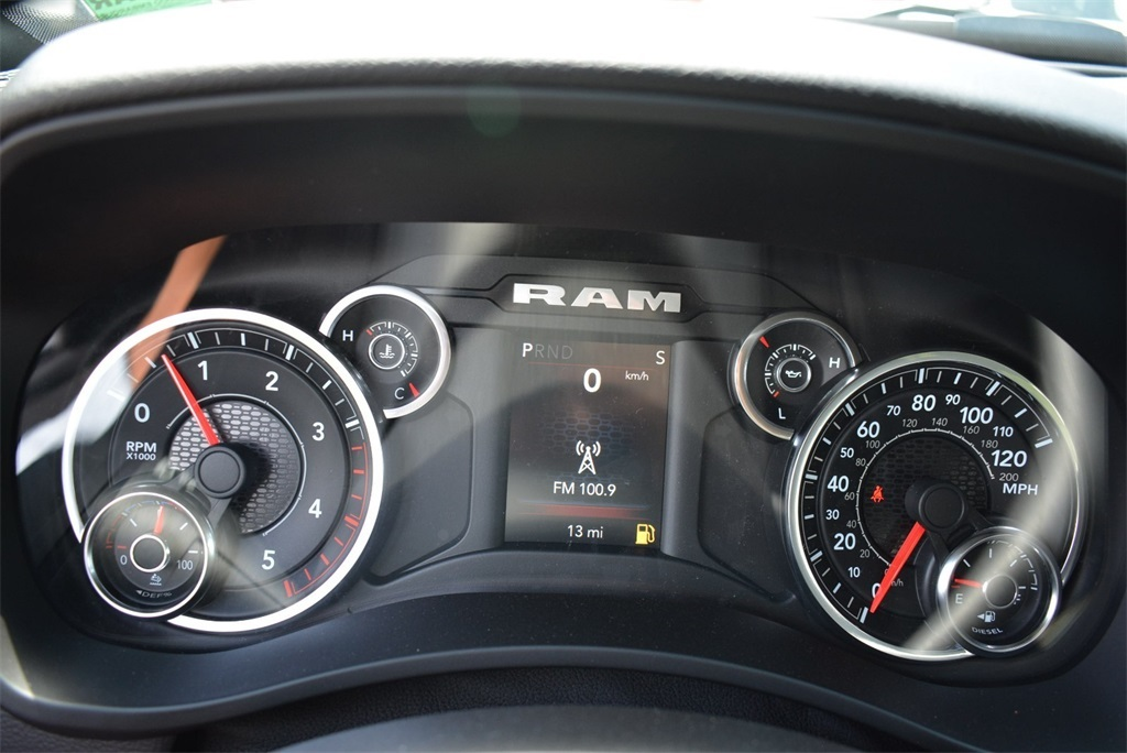 2019 Ram 2500 Crew Cab 4x4, Pickup #KG579397 - photo 22