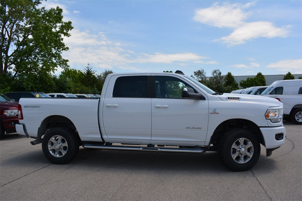 2019 Ram 2500 Crew Cab 4x4, Pickup #KG579397 - photo 6