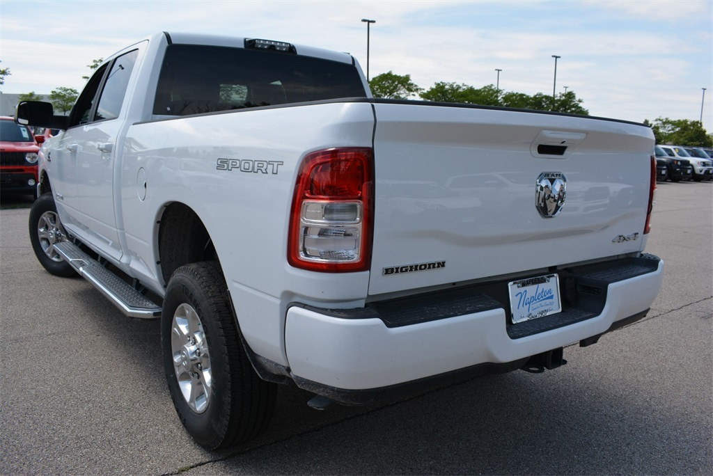 2019 Ram 2500 Crew Cab 4x4, Pickup #KG579397 - photo 7