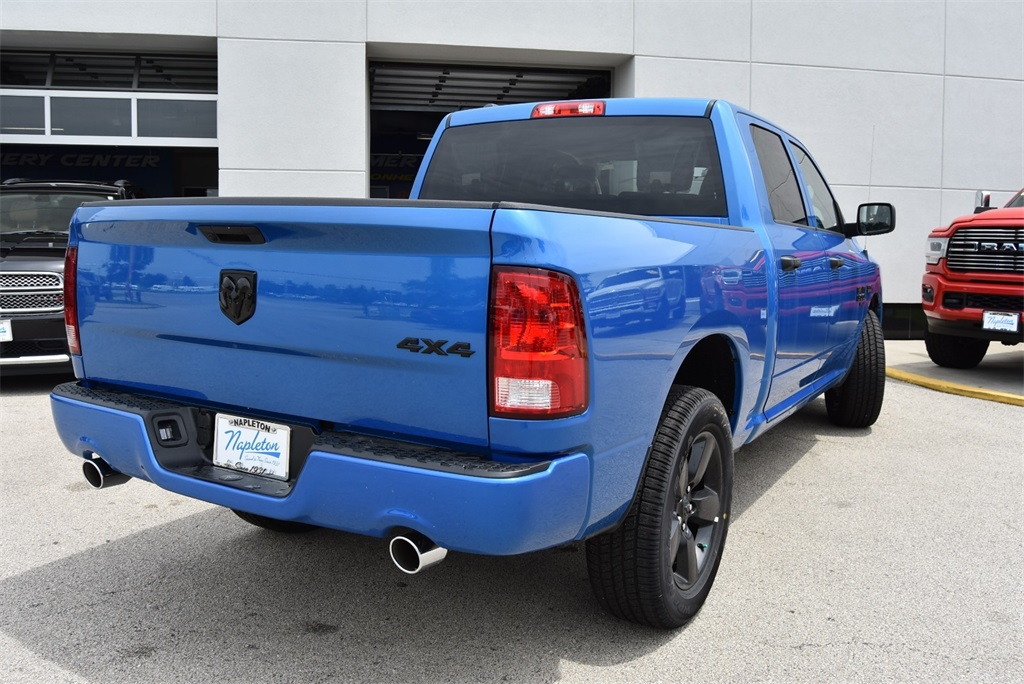 2019 Ram 1500 Crew Cab 4x4,  Pickup #R2338 - photo 2