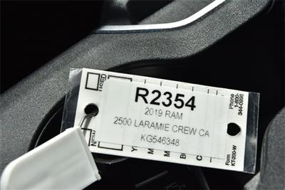 2019 Ram 2500 Crew Cab 4x4,  Pickup #R2354 - photo 33