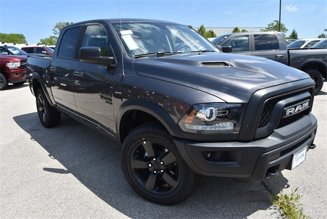 2019 Ram 1500 Crew Cab 4x4,  Pickup #R2357 - photo 10