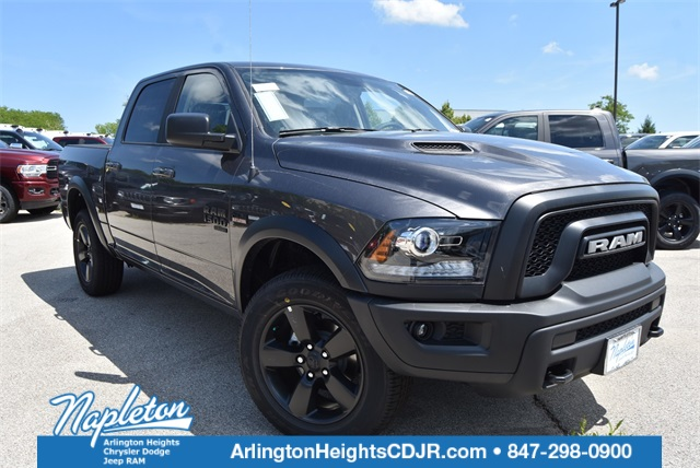 2019 Ram 1500 Crew Cab 4x4, Pickup #R2357 - photo 1