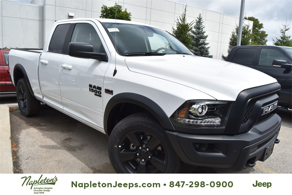 2019 Ram 1500 Quad Cab 4x4,  Pickup #R2364 - photo 1