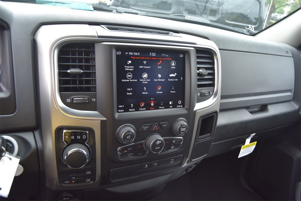 2019 Ram 1500 Quad Cab 4x4,  Pickup #R2364 - photo 26