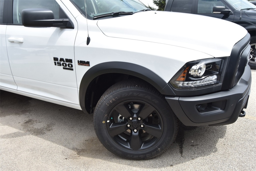 2019 Ram 1500 Quad Cab 4x4,  Pickup #R2364 - photo 4