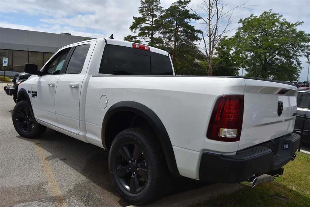 2019 Ram 1500 Quad Cab 4x4,  Pickup #R2364 - photo 6