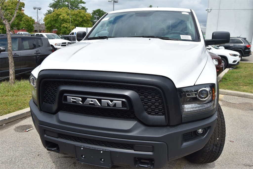 2019 Ram 1500 Quad Cab 4x4,  Pickup #R2364 - photo 8