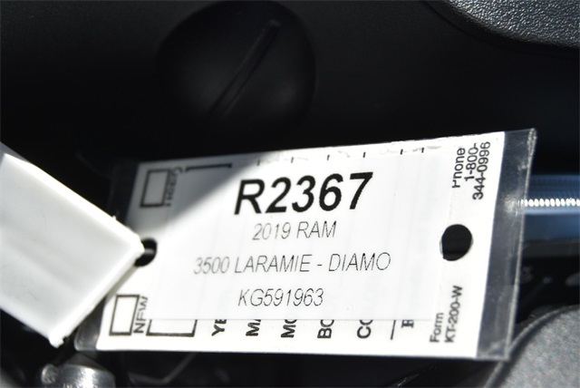2019 Ram 3500 Crew Cab DRW 4x4,  Pickup #R2367 - photo 30