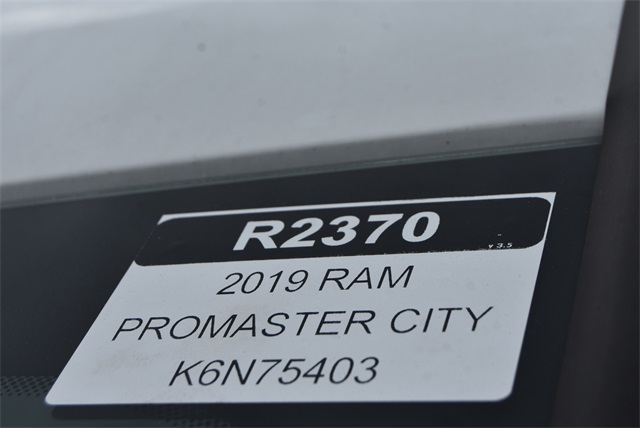 2019 ProMaster City FWD,  Empty Cargo Van #R2370 - photo 26