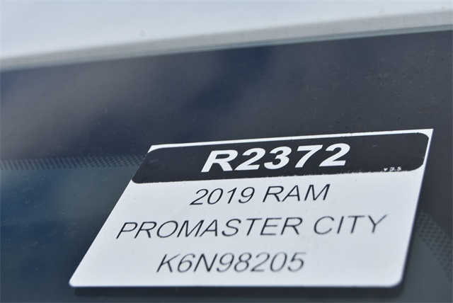 2019 ProMaster City FWD,  Empty Cargo Van #R2372 - photo 29