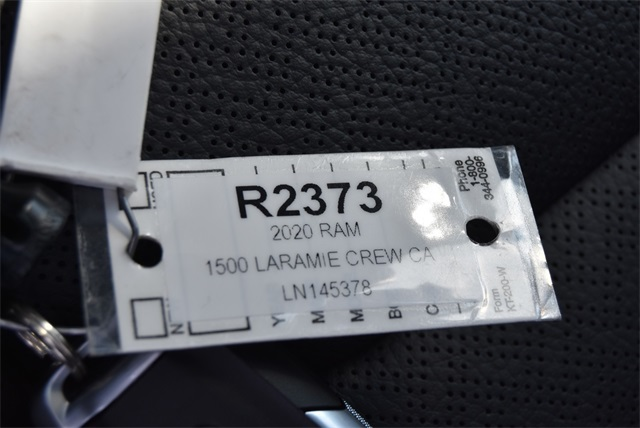 2020 Ram 1500 Crew Cab 4x4,  Pickup #R2373 - photo 32