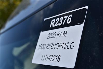 2020 Ram 1500 Crew Cab 4x4, Pickup #LN147218 - photo 30
