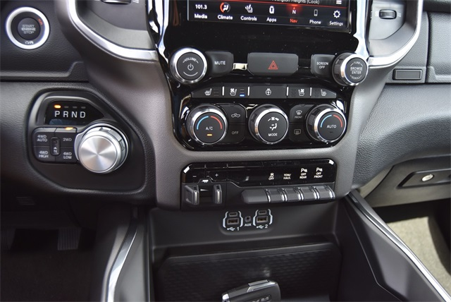 2020 Ram 1500 Crew Cab 4x4,  Pickup #R2377 - photo 32