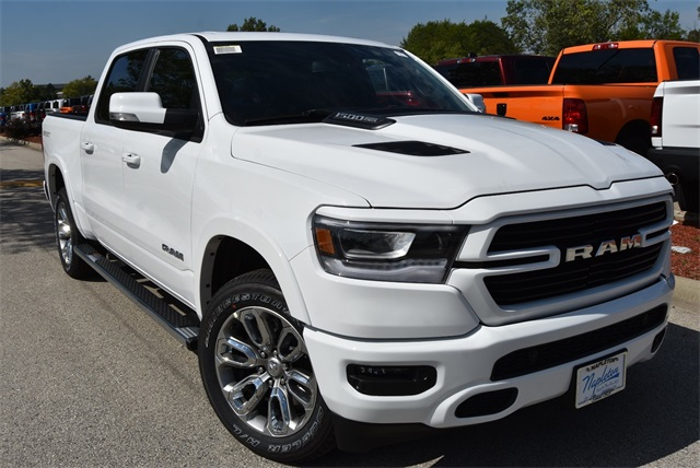 2020 Ram 1500 Crew Cab 4x4,  Pickup #R2380 - photo 10