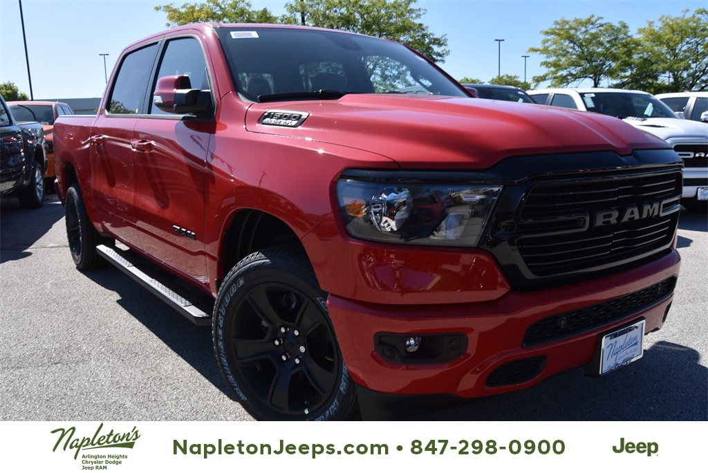 2020 Ram 1500 Crew Cab 4x4, Pickup #R2384 - photo 1