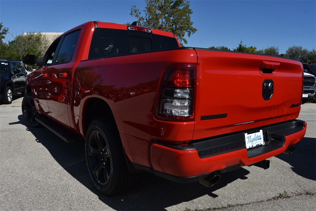 2020 Ram 1500 Crew Cab 4x4, Pickup #R2384 - photo 2