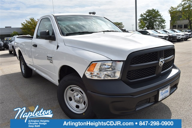 2019 Ram 1500 Regular Cab 4x4,  Pickup #R2392 - photo 1