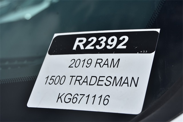 2019 Ram 1500 Regular Cab 4x4,  Pickup #R2392 - photo 25