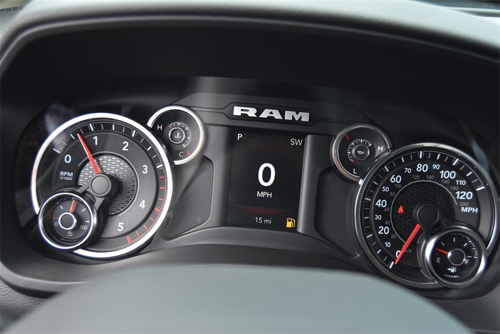 2019 Ram 2500 Mega Cab 4x4, Pickup #R2393 - photo 22