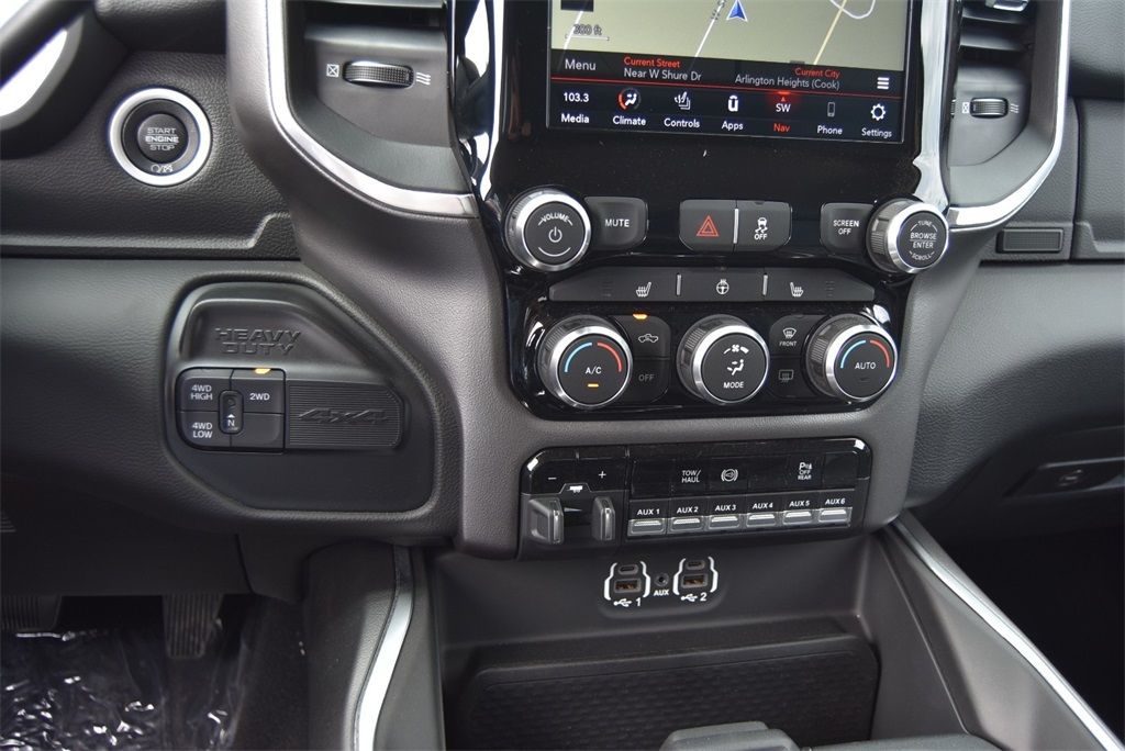 2019 Ram 2500 Mega Cab 4x4, Pickup #R2393 - photo 24