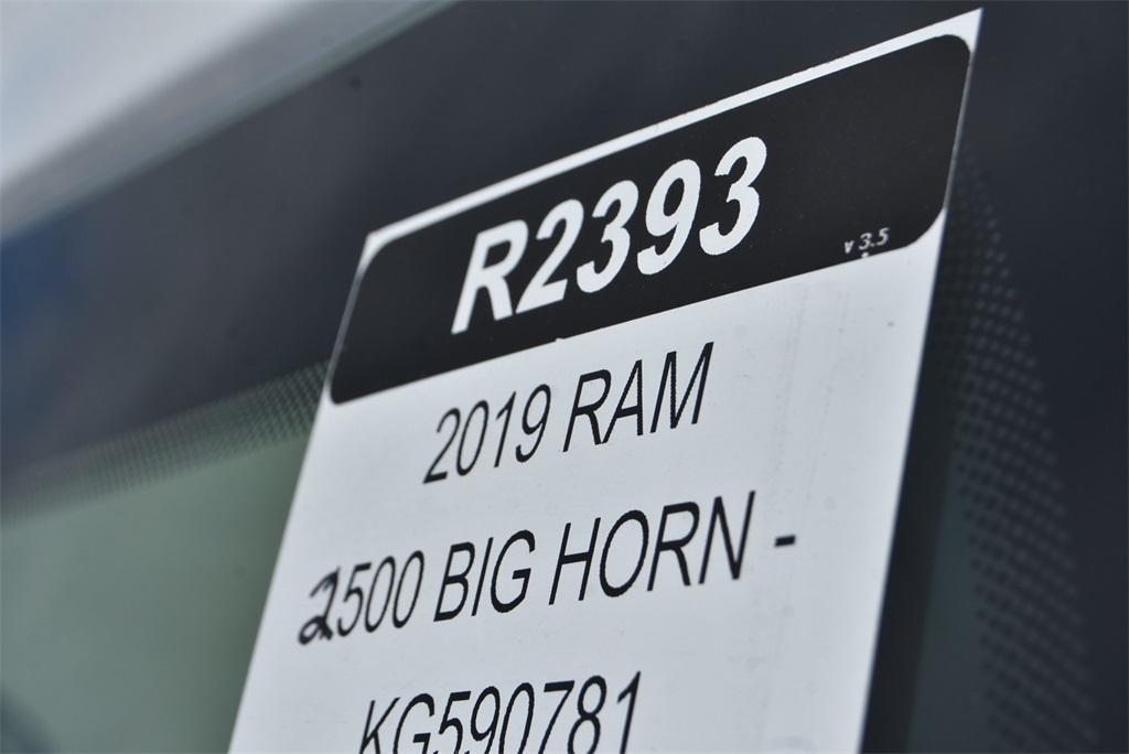 2019 Ram 2500 Mega Cab 4x4, Pickup #R2393 - photo 28