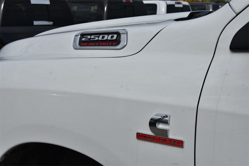 2019 Ram 2500 Mega Cab 4x4, Pickup #R2393 - photo 7