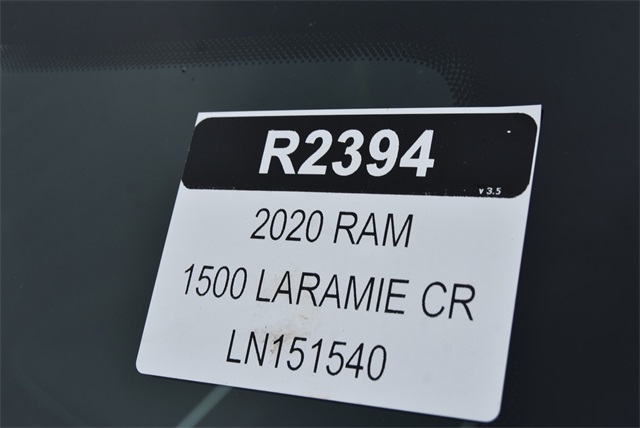 2020 Ram 1500 Crew Cab 4x4,  Pickup #R2394 - photo 32