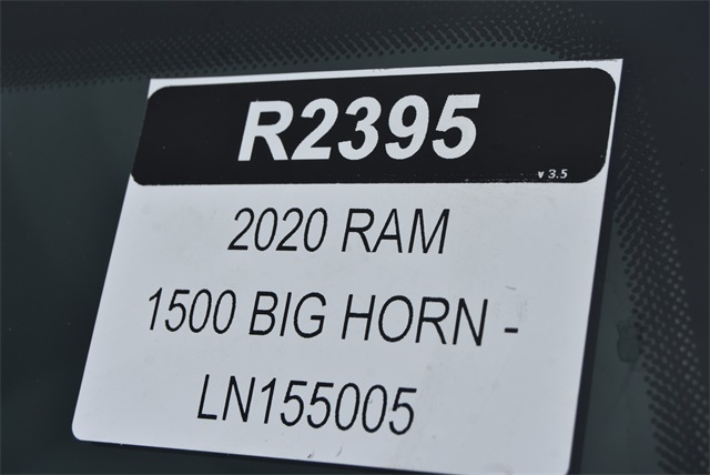2020 Ram 1500 Crew Cab 4x4,  Pickup #R2395 - photo 30