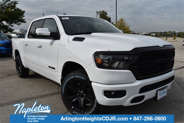 2020 Ram 1500 Crew Cab 4x4,  Pickup #R2399 - photo 1