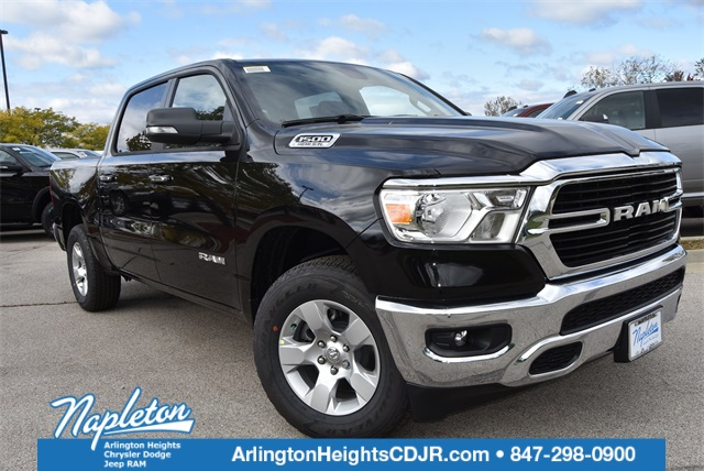 2020 Ram 1500 Crew Cab 4x4, Pickup #R2405 - photo 1
