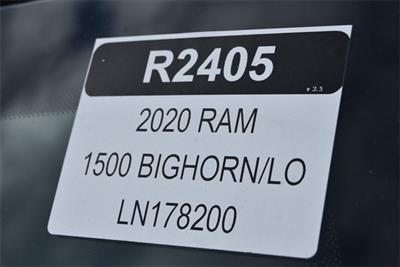 2020 Ram 1500 Crew Cab 4x4, Pickup #R2405 - photo 26